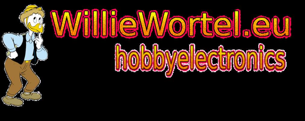 Willie Wortel hobbyelectronics
